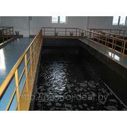 Гидроизоляция очистных сооружений фото