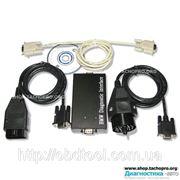 BMW CARSOFT 6.5 — диагностика автомобилей BMW на базе ПК фото