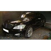 Mercedes W221 S55 фото