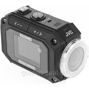 Цифровая видеокамера JVC GC-XA1BE Black фото