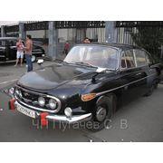 Прокат ретро автомобиля. фото