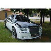 Прокат авто на свадьбу в Запорожье фото