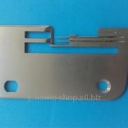 Игольная пластина для бытового оверлога Janome 644 D фото