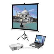 Аренда проектора для конференций и тренингов. фото
