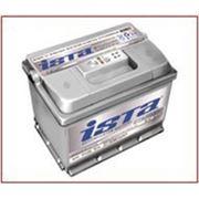 Аккумуляторная батарея 12V 66Ah 570A ISTA фото