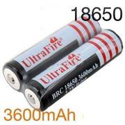 UltraFire 18650 3.7V BRC фото