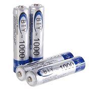 12 x Батарейки BTY Home Ni-MH AAA 1000mAh 1.2V фото
