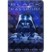 Обложка для паспорта Темная сторона фото