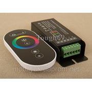 RF RGB контроллер DDH-TC5 радио с сенсорным пультом фото
