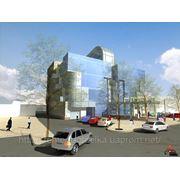 Архитектурное проектирование гостиничных комплексов фото