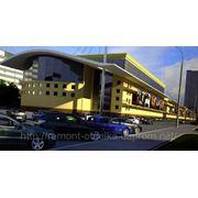 Проектирование торговых центров, супермаркетов фото