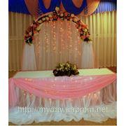Свадебная арка Ангел фото