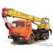 Услуги Автокрана, автокран 25 тонн по Донецку и области фото