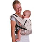 Эргогомический слинго-рюкзак Бебимобиль фото