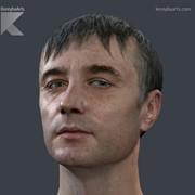 3D Портрет, под заказ, для Realtime Движков, Видео Игр и веб приложений фото