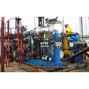 Система автоматизированного управления низкотемпературного турбодетандерного агрегата (САУ НТДА) фото
