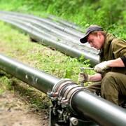 Монтаж системы трубопроводов Одесса область фото