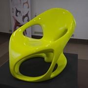 Дизайн-проект стульев пригодныхдля массового производства. фото