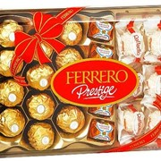 Набор шоколадных конфет Ферреро Престиж (Ferrerj Prestige), 254г фото