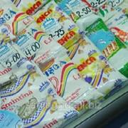 Полиэтиленовая упаковка для хранения кисломолочных продуктов (кефир, ряженка) фото