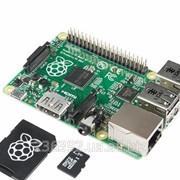 Одноплатный компьютер Raspberry Pi Model B+ & 8GB NOOBS SDC фото