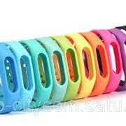 Силиконовый браслет для Xiaomi MIBand ORIGINAL фото