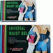 Пояс для похудания 20 см. неопрен, в коробке . O17 фото