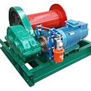 Лебедка электрическая TOR ЛМ (JM) г/п 5,0 тн Н=250 м (с канатом) фото