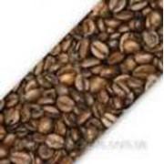 Декоративная бордюрная лента Кофейные зерна фото