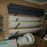 Трубы водопроводные и канализационные ПВХ металлопласт ,полипропилен фото