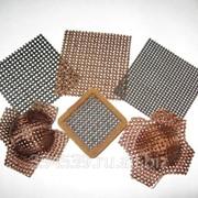 Фильтр литейный для фильтрации алюминиевых сплавов (ФЛА) фото