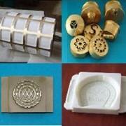 Роторы формующие и вырубные для производства сахарного печенья, затяжного печенья, крекера и галет. фото