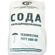 Сода кальцинированная, карбонат натрия. Na2CO3. ГОСТ 5100-85 фото