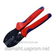 Инструмент для опрессовки кабельных наконечников с изоляцией и втулочных наконечников ТМ-В 0,5–6 фото