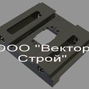 Корпус каретки ч. № 4С-2607 фото