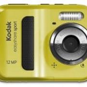 Цифровая фотокамера KODAK EasyShare C123 Yellow фото
