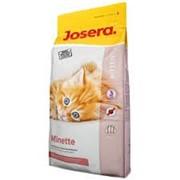 Полноценный корм для котят Minette, 2 кг фото