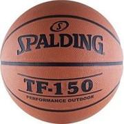 Баскетбольный мяч SPALDING TF-150 Performance р. 7, резина фото