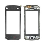 Тачскрин (сенсорное стекло) для Nokia N97 black orig фото