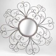 Зеркало с завитками фото