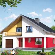 Двухэтажные дома Атут фото