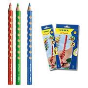 Набор цветных карандашей Lyra Groove, 10 цветов, 10 цветов фото