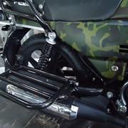 Мотоцикл городской Peda Bars 200cc фото