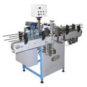Автомат этикетировочный ЭТМА-212 (производительность 600-2000 эт./час) фото