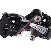 Переключатель велосипедный задний 7/8 скоростей черный SHIMANO фото