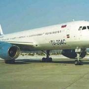 Грузовой самолет Ту-204С фото