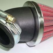 Фильтр нулевого сопротивления 35 mm 45град. фото