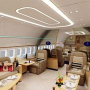 Авиалайнер Boeing Business Jet фото