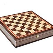 Шахматный ларец без фигур Венге 4 фото
