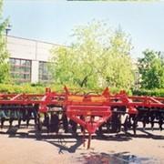 Борона прицепная тяжелая дисковая БПТД-7 в Казахстане фото